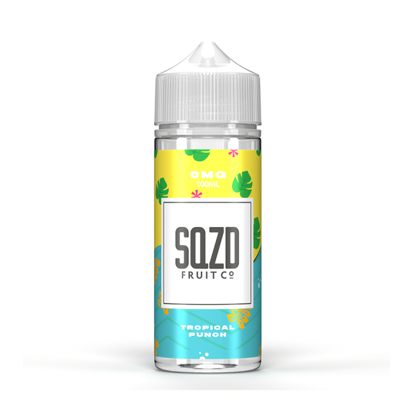 Tropical Punch by SQZD E-Liquids