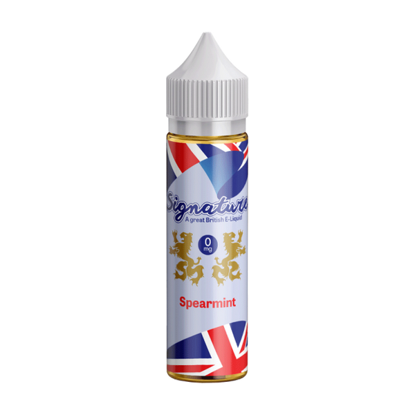 Spearmint by Signature-ManchesterVapeMan