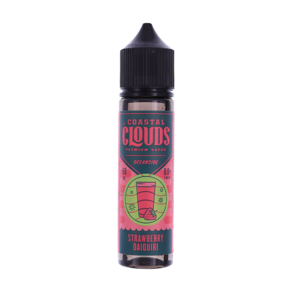 Strawberry Daiquiri by Coastal Clouds-ManchesterVapeMan