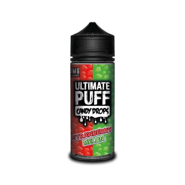 Candy Drops Strawberry Melon by Ultimate Puff