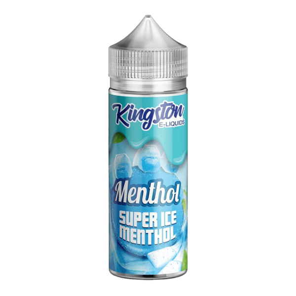 Super Ice Menthol by Kingston E-Liquids
