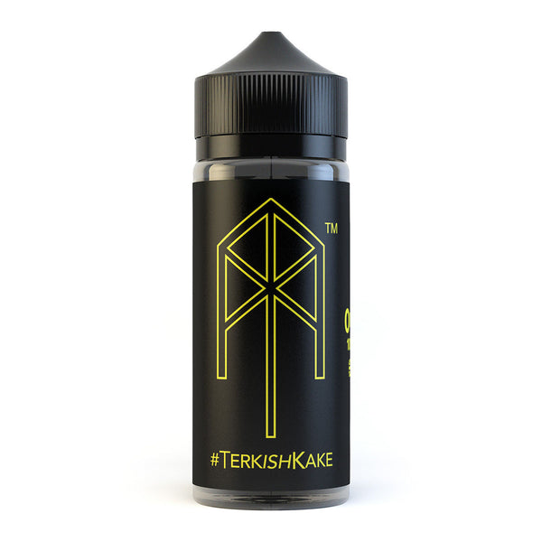 Terkish Kake by M.Terk E-Liquids
