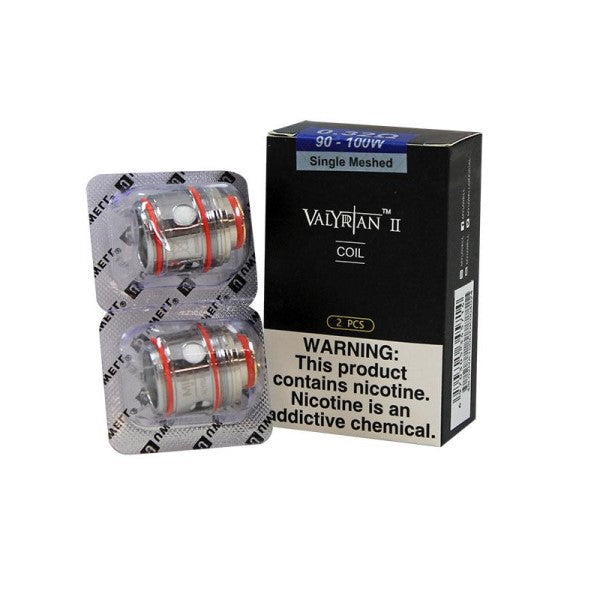 Uwell Valyrian II Coils 2 Pack (Different Variants)-ManchesterVapeMan