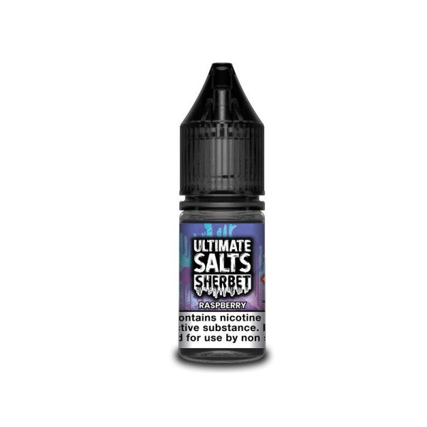Raspberry Sherbet Nic Salt By Ultimate Salts