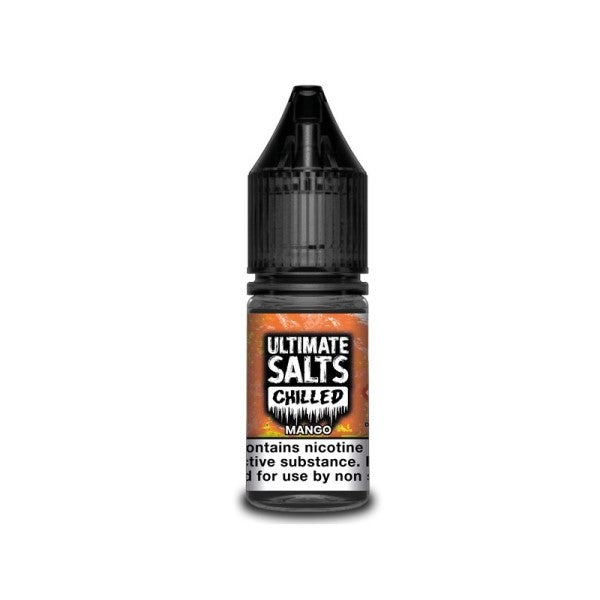 Mango Chilled Nic Salt By Ultimate Salts