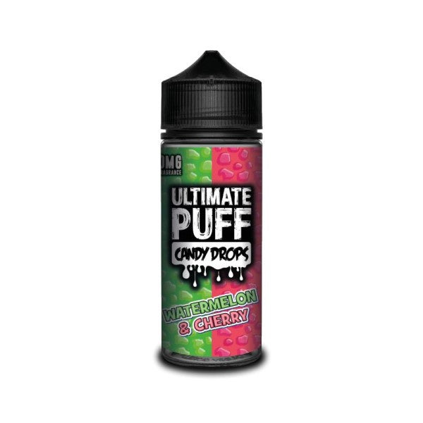 Candy Drops Watermelon & Cherry by Ultimate Puff