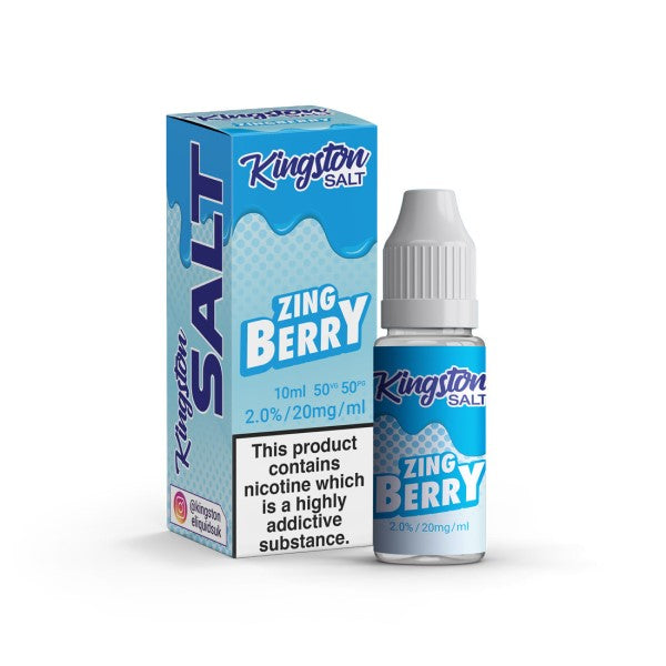 Zingberry by Kingston Salts-ManchesterVapeMan