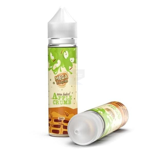 Apple Crumb By Mega E-Liquids 60Ml E-Liquid