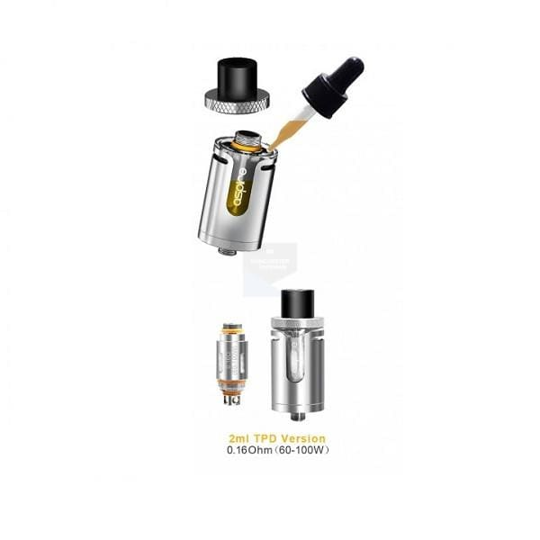 Aspire Cleito Exo Tank 2Ml Tpd Tanks (10940644039)