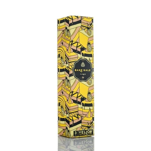 Bake Sale Yellow Butter Cake E-Liquid (10797257863)