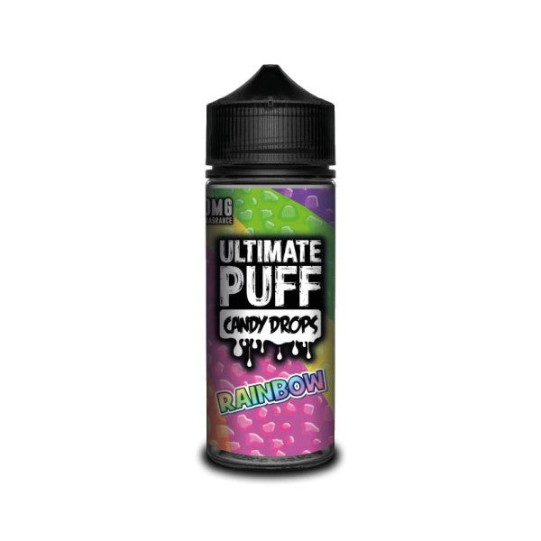 Candy Drops Rainbow by Ultimate Puff-ManchesterVapeMan