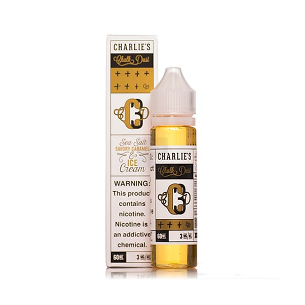Charlies Chalk Dust - Ccd3 60Ml Shortfill E-Liquid (1595520155742)