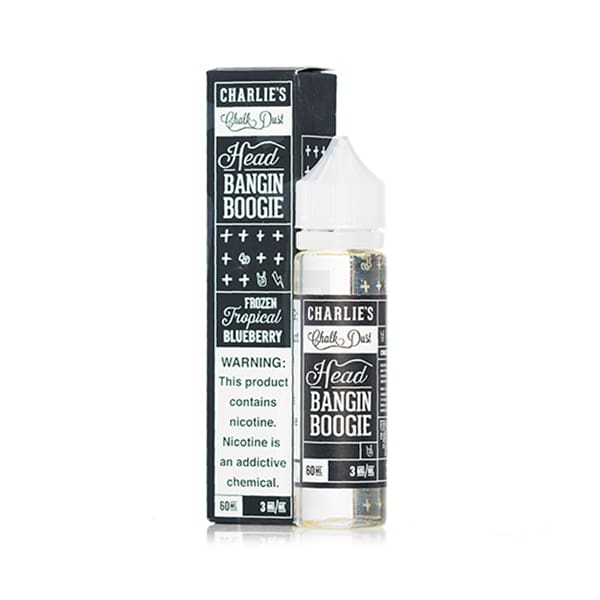 Charlies Chalk Dust - Head Bangin Boogie 60Ml Shortfill E-Liquid (1596365897822)