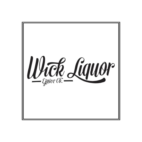 Conta By Wick Liqour (Old Style Bottles) E-Liquid