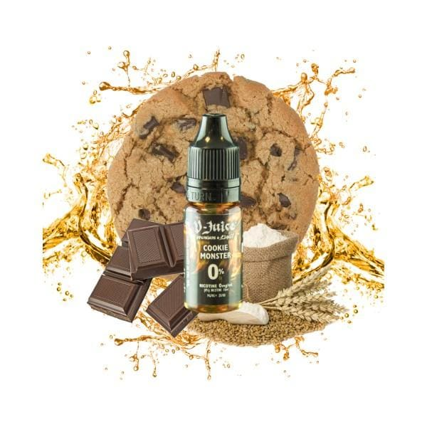 Cookie Monster By V-Juice E-Liquid