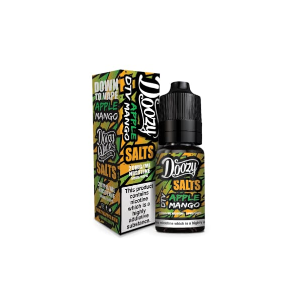 Doozy Salts - Apple Mango 10Ml 20Mg Nic Nic Salts (1480192393310)