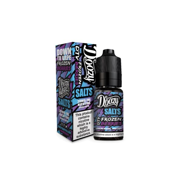 Doozy Salts - Frozen Berries 10Ml 20Mg Nic Nic Salts