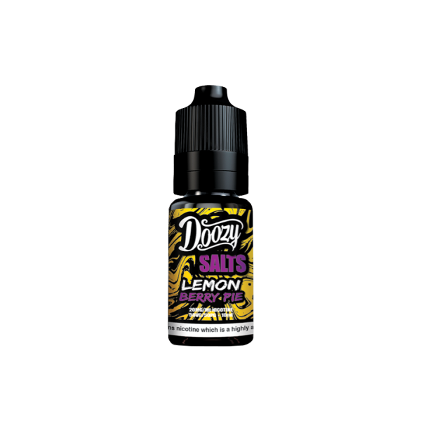 Lemon Berry Pie by Doozy Salts-ManchesterVapeMan