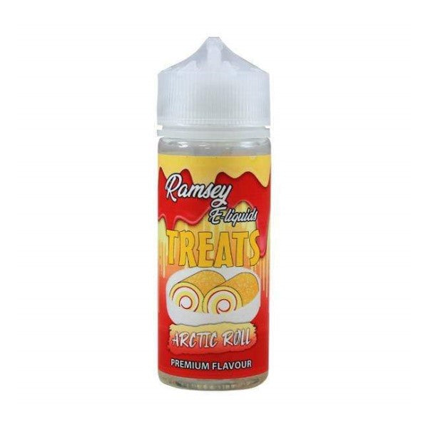 Artic Roll by Ramsey E-Liquid