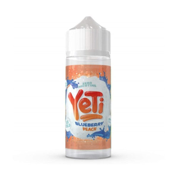 Blueberry Peach by Yeti E-Liquids