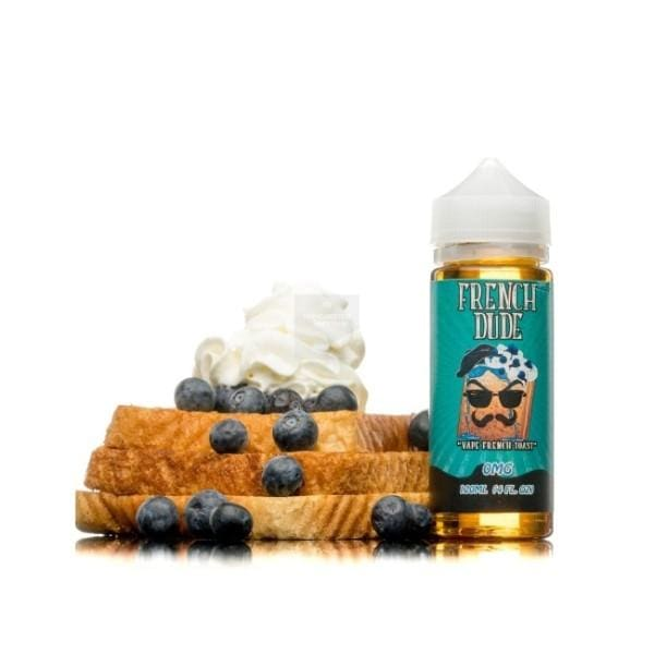 French Dude By Vape Breakfast Classics 120Ml Shortfill E-Liquid