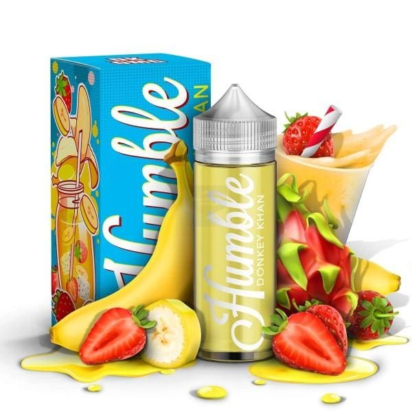 Humble Juice Co Donkey Kahn 120Ml E-Liquid (411306557480)