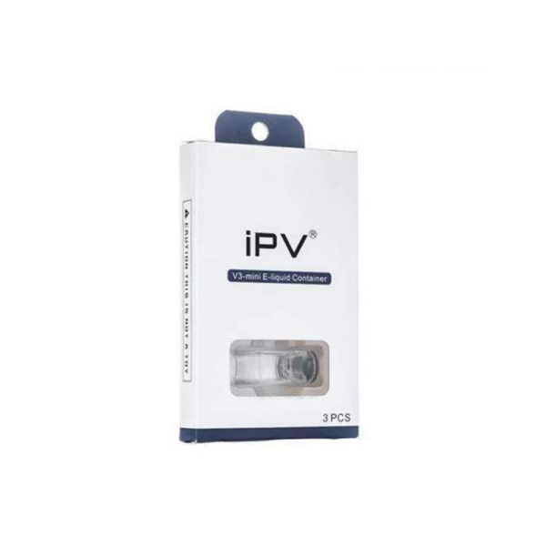 IPV V3-Mini Eliquid Container  3 Pack