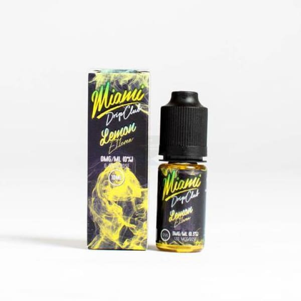 Miami Drip Club Lemon Eleven E-Liquid (10802110343)