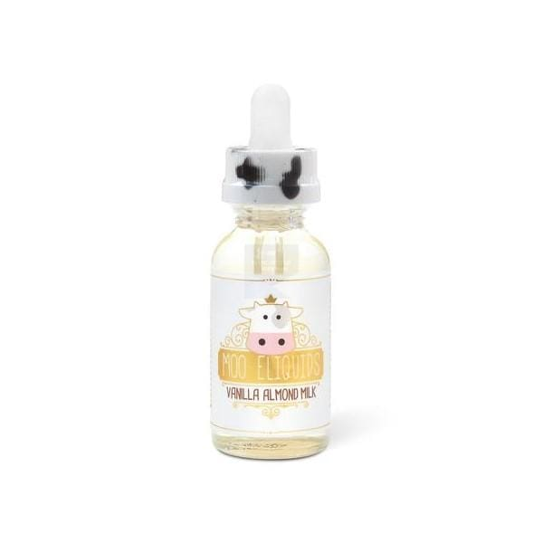 Moo E-Liquid Vanilla Almond Milk 60Ml (11393573127)