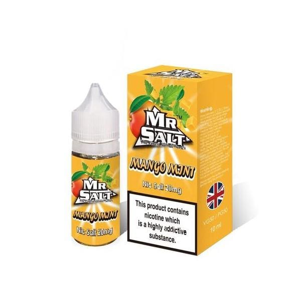 Mr Salt Mango Mint-ManchesterVapeMan