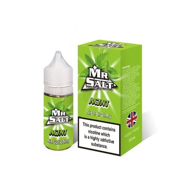 Mr Salt Mint-ManchesterVapeMan