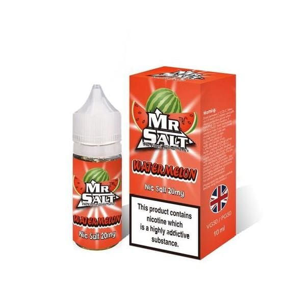 Mr Salt Watermelon 10Ml Nic Salts (1666906849374)