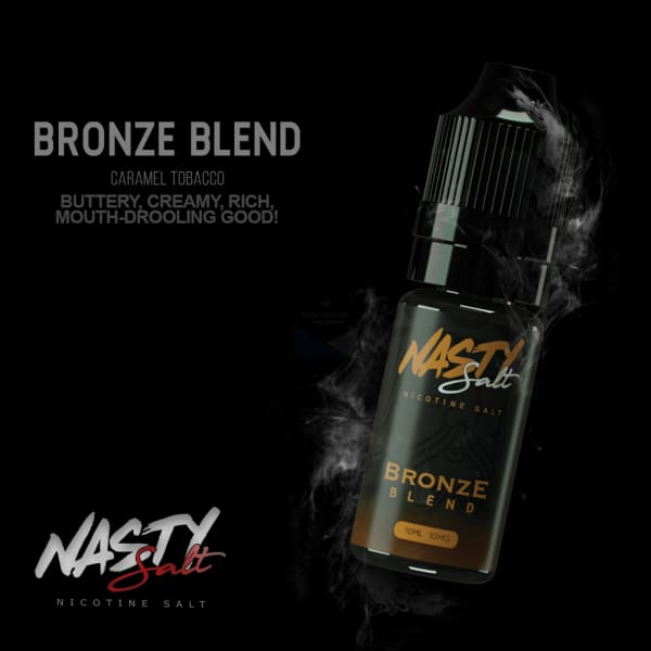 Nasty Salt Bronze Nic Salts (1687406510174)