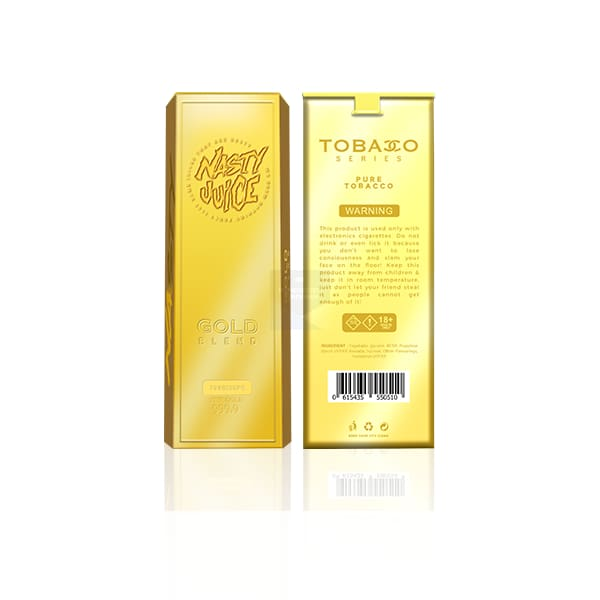 Gold Blend by Nasty Juice Tobacco Series-ManchesterVapeMan