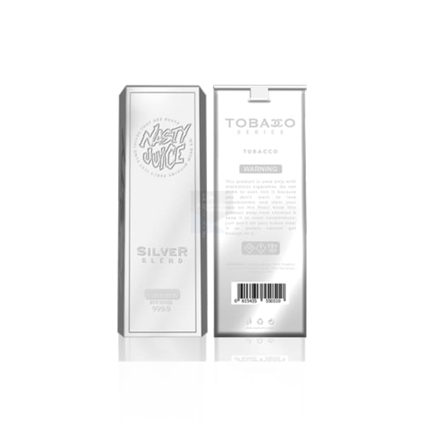 Nasty Tobacco Series Silver Blend 50Ml E-Liquid (336122576936)