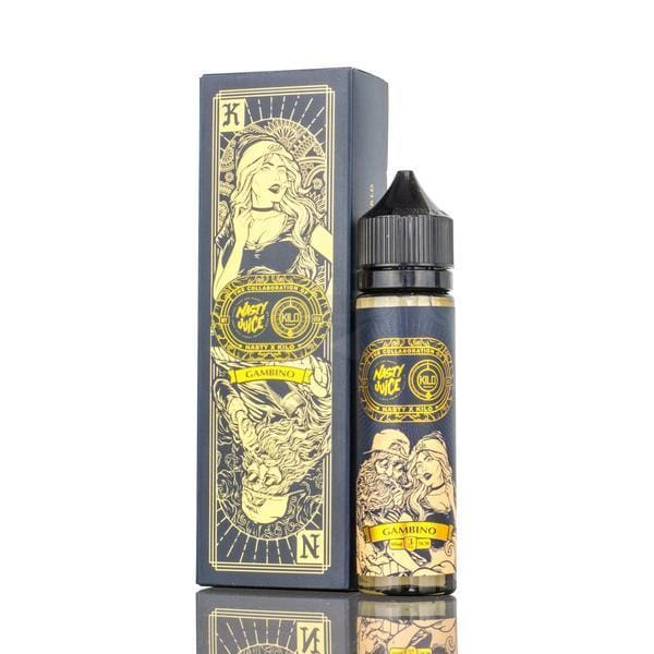 Nasty X Kilo Gambino E-Liquid 50Ml Short Fill E-Liquid (424492761128)
