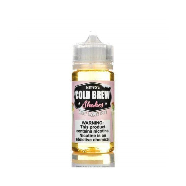 Nitro's Cold Brew Shakes - Key Lime Pie 100ml-ManchesterVapeMan