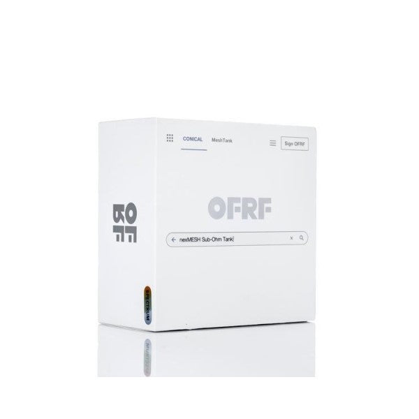 OFRF nexMESH Sub-Ohm Tank ( Free Bubble Glass) (3928799739998)