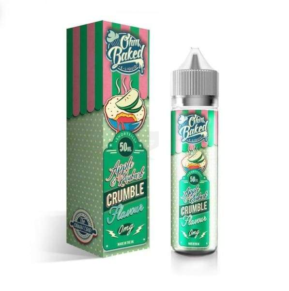 Ohm Baked Apple & Rhubarb Crumble 50Ml E-Liquid (1298129944670)