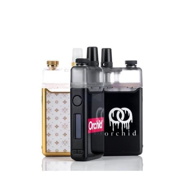 Orchid Vapor X Squid Industries Pod System Vape Kits