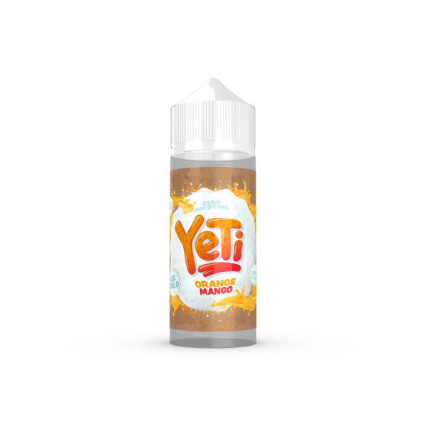 Yeti - Orange Mango ICE 100ml (4379412430942)
