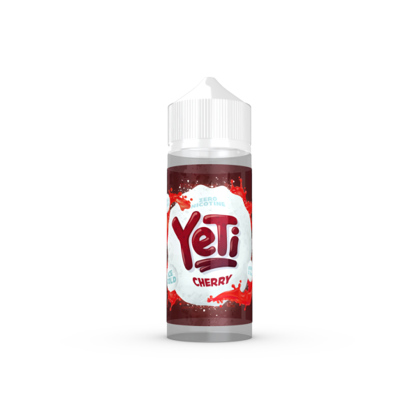 Yeti - Cherry ICE 100ml (4379420524638)