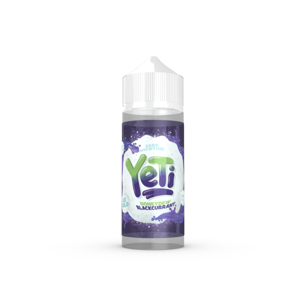 Yeti - Honeydew Blackcurrant ICE 100ml (4379406663774)
