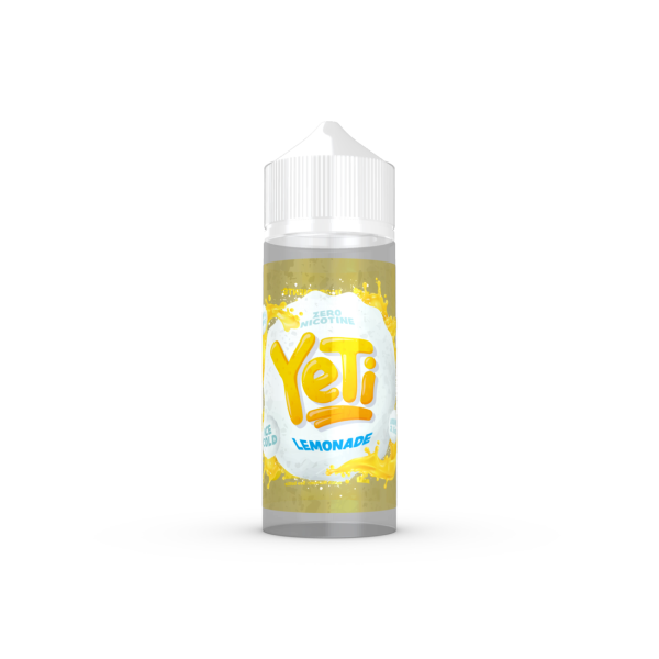Yeti - Lemonade ICE 100ml (4379414986846)