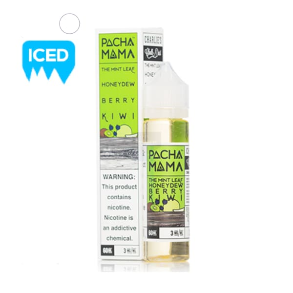 Mint Leaf, Honeydew & Berry by Pacha Mama-ManchesterVapeMan