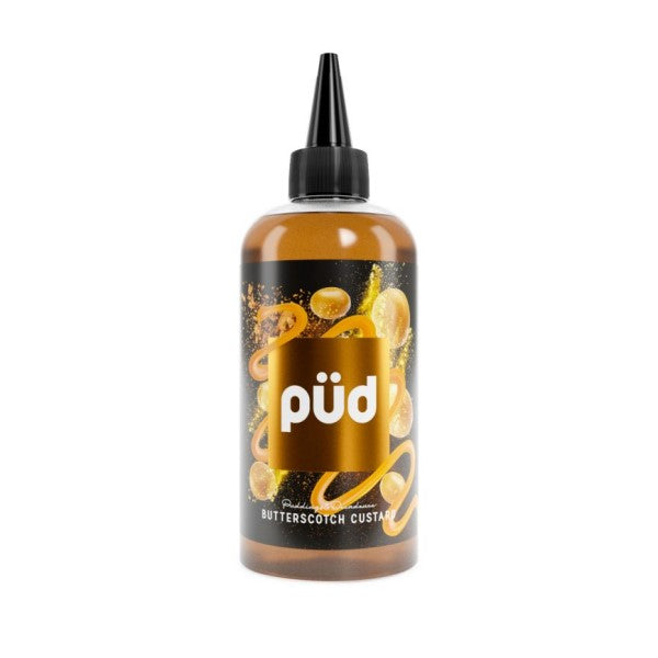 Pud Butterscotch Custard by Joe's Juice