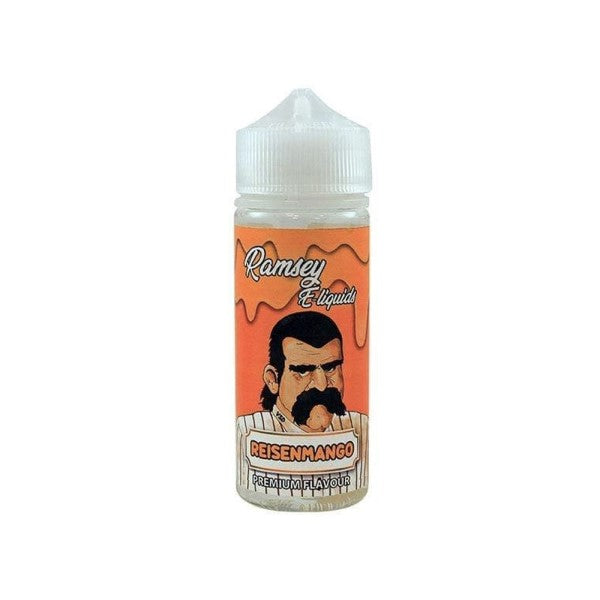Reisenmango by Ramsey E-Liquid