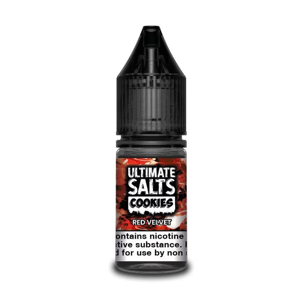 Red Velvet Cookies by Ultimate Salts-ManchesterVapeMan