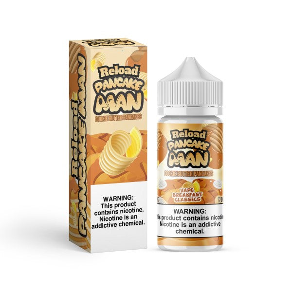 Reload Pancake Man by Vape Breakfast