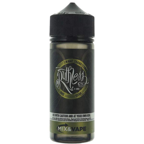 Swamp Thang by Ruthless 100ml Shortfill-ManchesterVapeMan